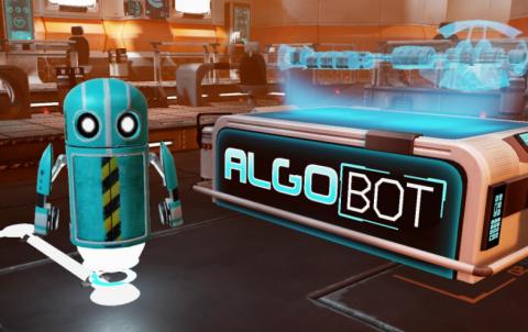 Скачать Algo Bot через торрент
