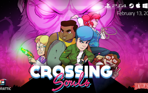 Скачать Crossing Souls