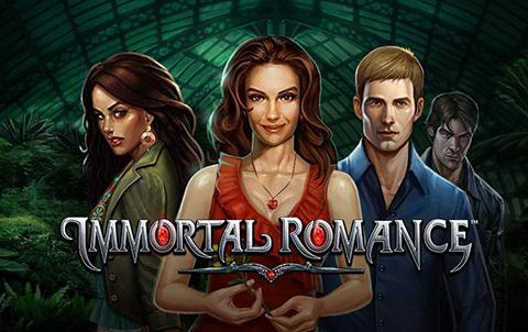 Immortal Romance - бесплатный игровой слот