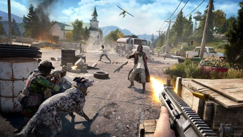Скачать Far Cry 5 репак