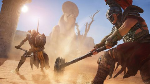 Assassin's Creed: Origins (Assassin's Creed: Истоки)