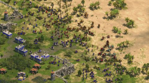 Age of Empires: Definitive Edition на пк скачать торрент от механиков