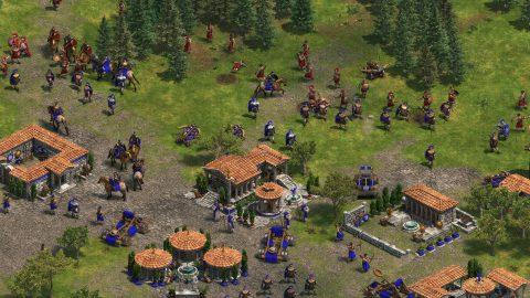 Age of Empires: Definitive Edition на пк скачать торрент