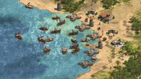 Age of Empires: Definitive Edition на пк скачать