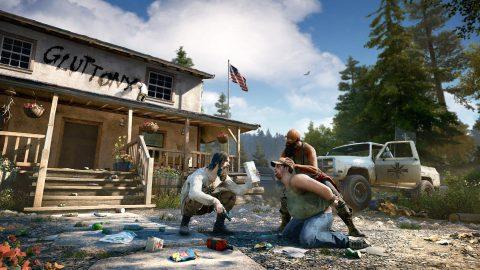 Скачать Far Cry 5 на пк
