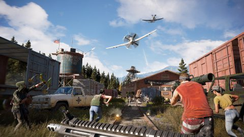 Far Cry 5 торрент