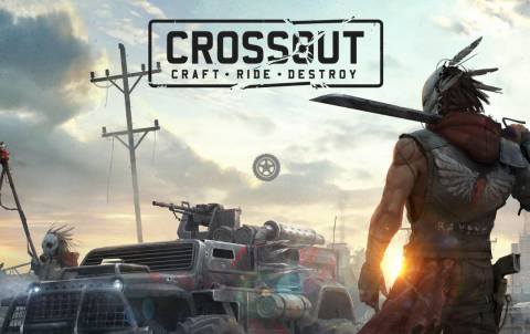 Скачать Crossout на компьютер бесплатно от R.G. Механики