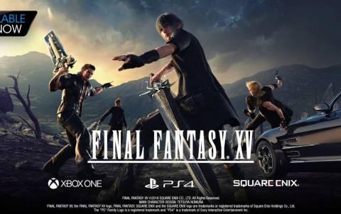 Скачать Final Fantasy XV на пк с торрента на русском