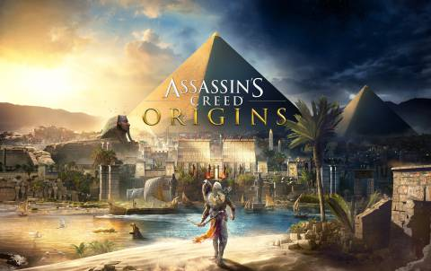Скачать Assassin's Creed: Origins (Assassin's Creed: Истоки) на пк