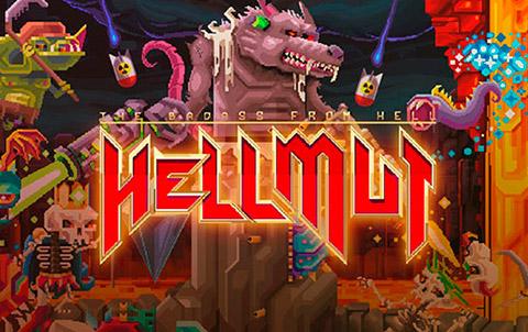 Скачать Hellmut: The Badass From Hell на пк торрентом