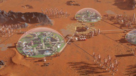 Скачать Surviving Mars через торрент на русском