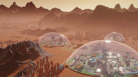 Скачать Surviving Mars через торрент на пк