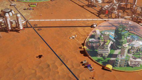 Скачать Surviving Mars через торрент репак