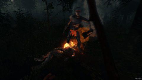 Скачать The Forest репак