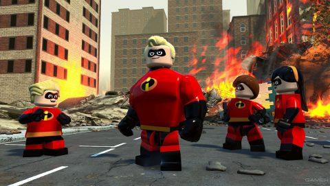 Скачать LEGO Суперсемейка на русском бесплатно