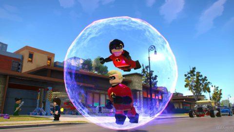 Скачать LEGO The Incredibles через торрент