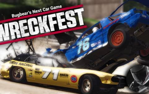 Скачать Wreckfest