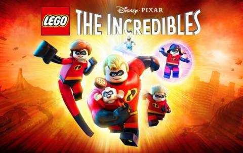 Скачать LEGO The Incredibles (LEGO Суперсемейка)