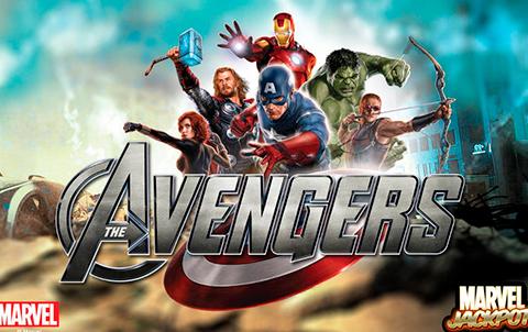 Игровой автомат The Avengers (Мстители) - бесплатный онлайн слот в казино Вулкан