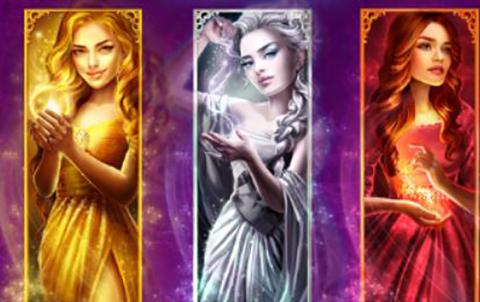 Magic Queens - бесплатный игровой автомат казино Вулкан в онлайн режиме