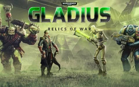 Скачать Warhammer 40,000: Gladius - Relics of War