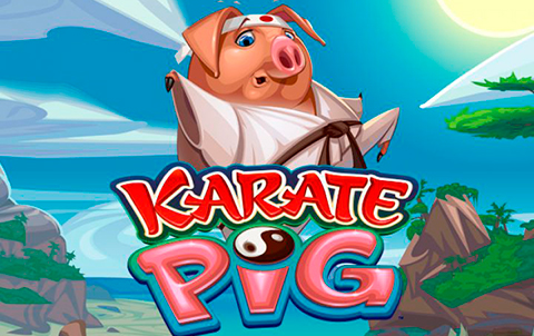 Слот Karate Pig - Обзор бесплатного игрового автомата клуба Вулкан