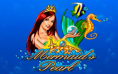 Mermaid's Pearl - онлайн-обзор игрового автомата в казино Вулкан