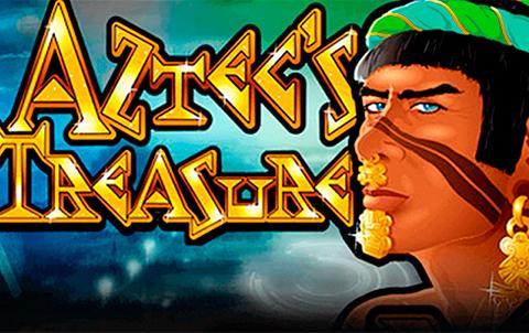 Игра в слот Aztec Treasure на реальные деньги с выводом в казино Вулкан