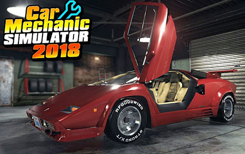 Скачать Car Mechanic Simulator 2018