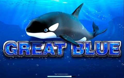 Great Blue - Обзор бесплатного игрового автомата казино Вулкан