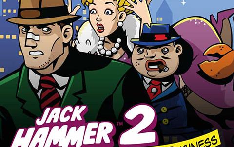 Обзор лучшего онлайн слота Jack Hammer 2 в казино Вулкан 777