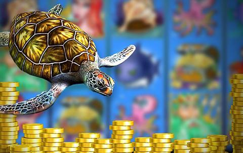 Ocean Rush - Бесплатный онлайн слот игрового клуба Вулкан Удачи