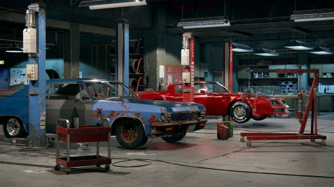 Скачать Car Mechanic Simulator 2018 на русском