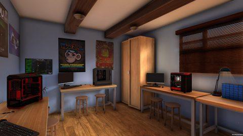 Скачать PC Building Simulator русскую версию