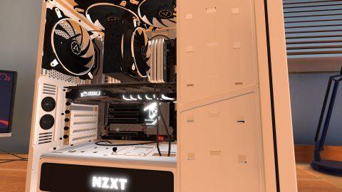 Скачать PC Building Simulator через торрент