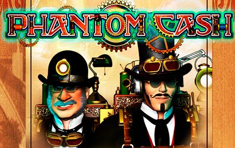 Phantom Cash - бесплатный игровой аппарат онлайн казино Вулкан