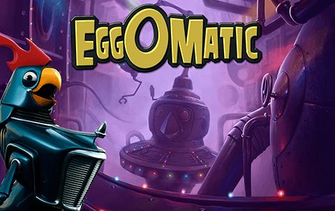Обзор слота EggOMatic - Игровой автомат на деньги в Вулкане