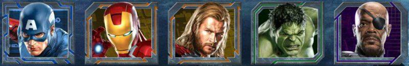 Бонусная функция игрового автомата The Avengers