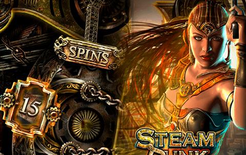 Steam Punk Heroes - Обзор бесплатного игрового автомата в клубе Вулкан Удачи
