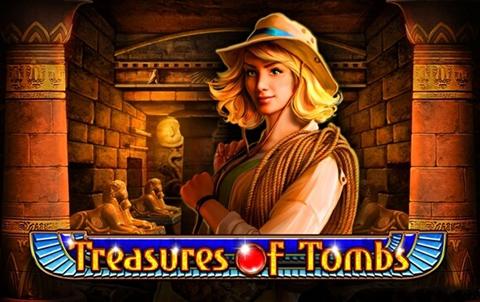 Treasures of Tombs (bonus) - Бесплатный онлайн-слот-обзор