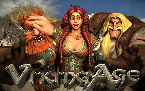 Viking Age - Обзор бесплатного игрового автомата казино Вулкан