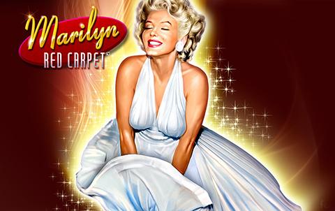 Игровой аппарат Marilyn Red Carpet в казино Вулкан - Обзор слота