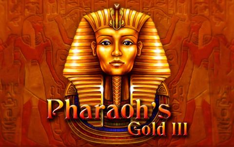 Pharaoh's Gold III - Бесплатный обзор онлайн игрового аппарата Вулкан