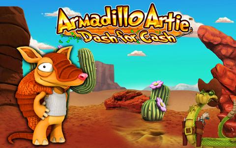 Armadillo Artie - Обзор бесплатного игрового автомата