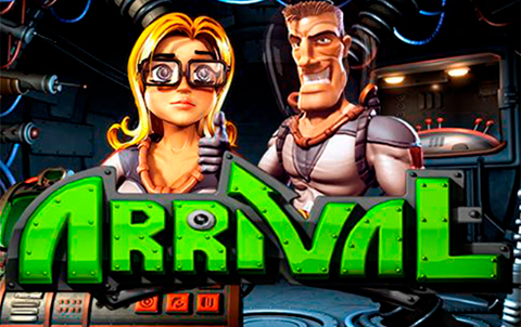 Arrival - Обзор бесплатного игрового автомата в казино Вулкан