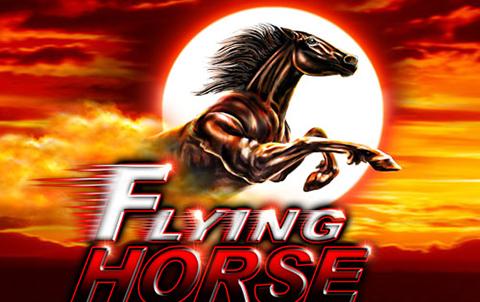 Flying Horse - Обзор бесплатного онлайн игрового автомата в казино Вулкан