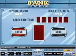 Азартная игра в слоте Bank Cracker