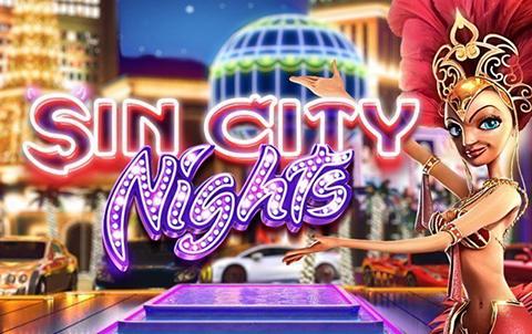Sin City Nights - обзор онлайн игрового автомата казино Вулкан на деньги