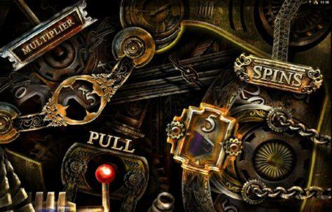 Символ бесплатных спинов слота Steam Punk Heroes