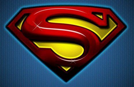 Логотип игрового автомата Superman